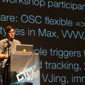 AC Presentation at CTM2011 - FESTIVAL AS LAB – SYMPOSIUM