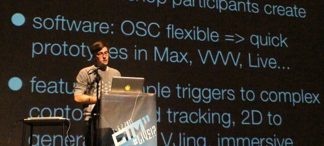 AC Presentation at CTM2011 - FESTIVAL AS LAB  SYMPOSIUM