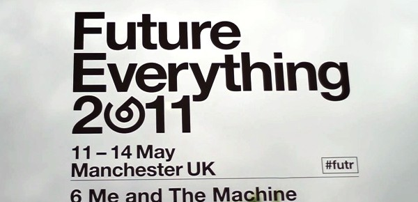 Workshop at &quot;Future Everything&quot; Manchester