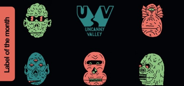 Resident Advisor Label of the month: Uncanny Valley