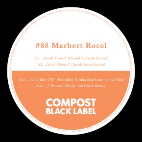 Remix for &quot;Marbert Rocel&quot; on &quot;Compost Black&quot;
